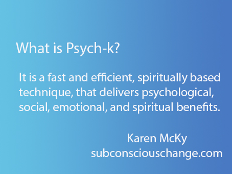 what is psych-k