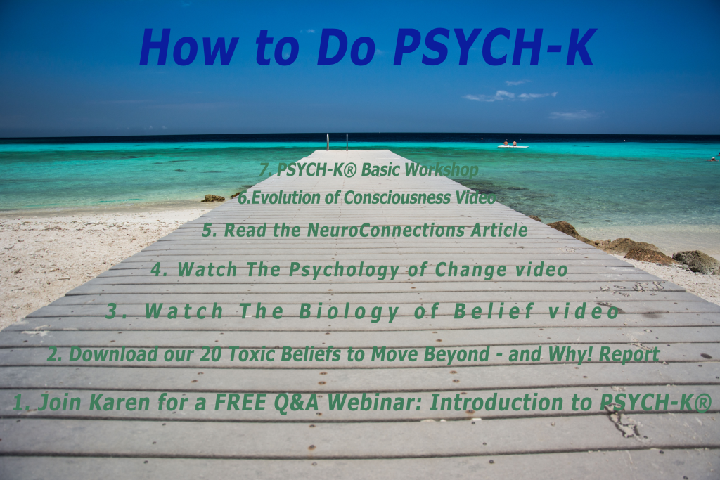 how to do psych-k